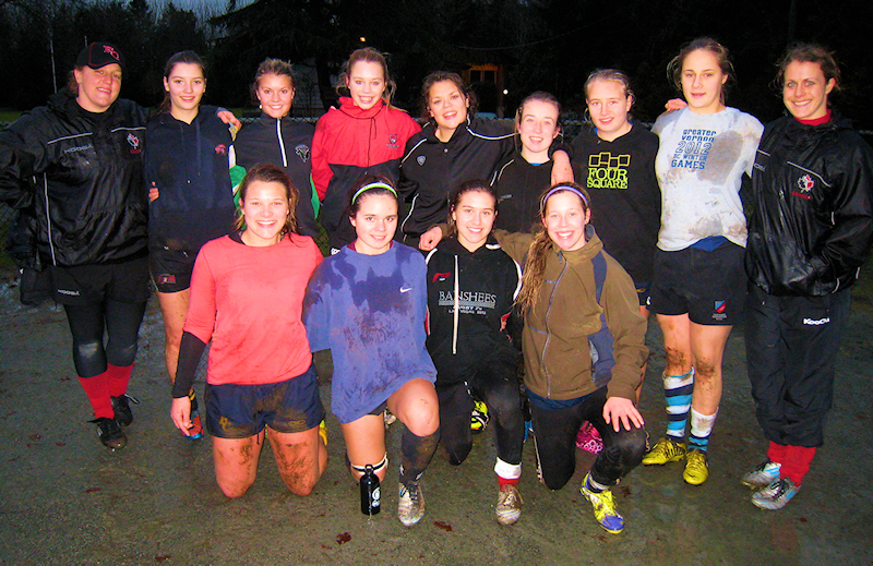 Bay Area Touring Side Rugby