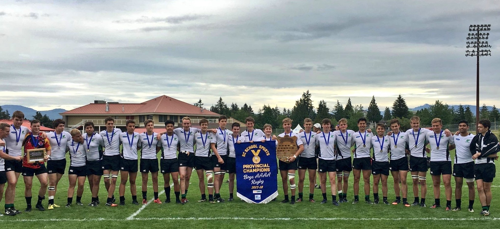 Image result for oak bay high rugby