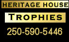 Heritage House Trophies